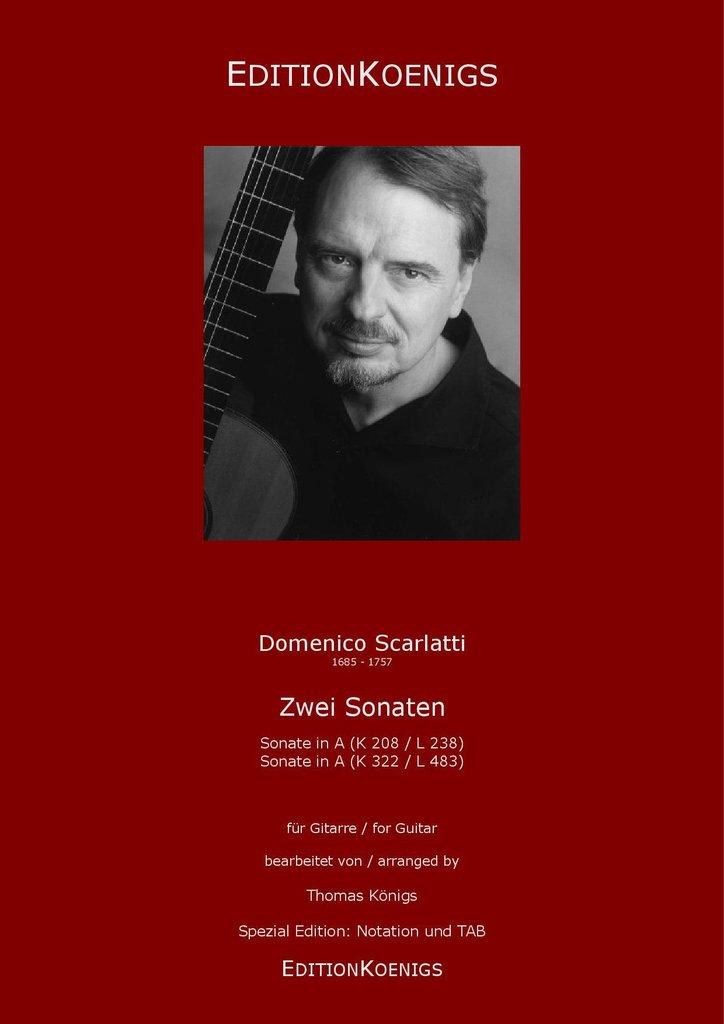 Scarlatti Sonaten